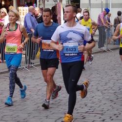 24. Nordea Riia maraton - Jonathan Levien (1163), Inna Balutina (5555), Andris Turciņš (6423)