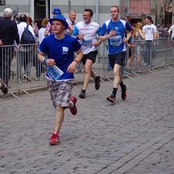 24. Nordea Riia maraton - Andris Voroņko (7190), Jānis Poga (8634)