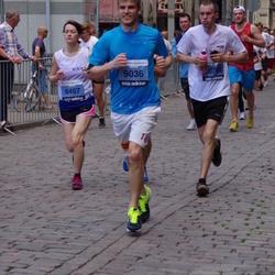 24. Nordea Riia maraton - Astrid Von Atzigen (6467), Gatis Pērsis (9036)