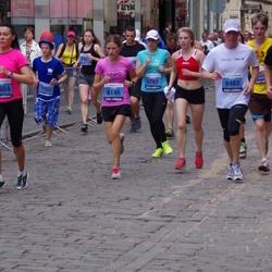 24. Nordea Riia maraton - Evija Miezīte (6146), Ilgvars Ļubka (8463)