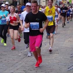 24. Nordea Riia maraton - Arno Strokšs (6904), Endijs Bošs (8172)