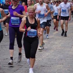 24. Nordea Riia maraton - Ieva Eihenberga (6516), Ivars Lavrinovičs (6555), Anete Pujate (7791)