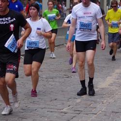 24. Nordea Riia maraton - Tomas Bučinskas (6607), Anija Krauze (9870)