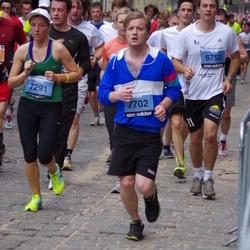 24. Nordea Riia maraton - Laura Adere (7291), Alekss Blizņuks (7702)