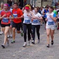 24. Nordea Riia maraton - Dita Zaharova (7867), Larisa Urbanoviča (10351), Ginta Mežale (10891), Ineta Bružēvica (11592)