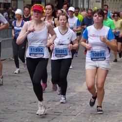 24. Nordea Riia maraton - Larisa Urbanoviča (10351), Ginta Mežale (10891), Ineta Bružēvica (11592)