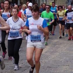 24. Nordea Riia maraton - Larisa Urbanoviča (10351), Ginta Mežale (10891)
