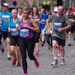 24. Nordea Riia maraton - Arvīds Pipirs (10854), Agnese Jēkabsone (11279)