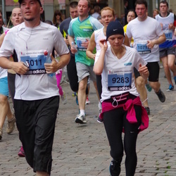 24. Nordea Riia maraton - Agnese Tēviņa (9283)