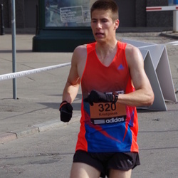 The 24th Nordea Riga marathon - Kristijonas Guscius (320)
