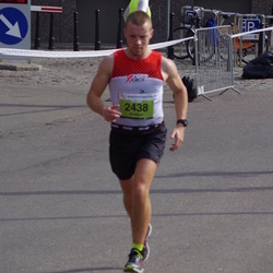 The 24th Nordea Riga marathon - Kristaps Drande (2438)