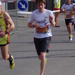 The 24th Nordea Riga marathon - Kristaps Broks (1237)