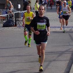 The 24th Nordea Riga marathon - Mihails Golubevs (2464), Asko Kuusalu (4224)