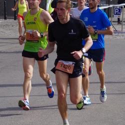 The 24th Nordea Riga marathon - Zydrunas Baltrusaitis (65), Ragnar Leimann (1420)