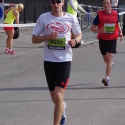 24. Nordea Riia maraton - Alexander Pellio (2329), Mārtiņš Rozentāls (4652)