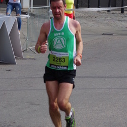 The 24th Nordea Riga marathon - David Allison (2263)