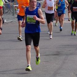 The 24th Nordea Riga marathon - Sigitas Pasakinskas (698), Priit Evardi (1258), Oskars Laucis (4574)