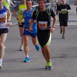 The 24th Nordea Riga marathon - Sigitas Pasakinskas (698)
