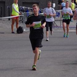 24. Nordea Riia maraton - Rihards Dziedātājs (2495), Gatis Mozoļevskis (5571)