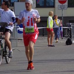 The 24th Nordea Riga marathon - Lukasz Strzemecki (2356)