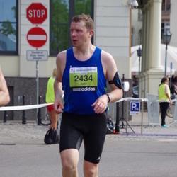 The 24th Nordea Riga marathon - Juris Fotins (2434)
