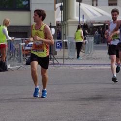 The 24th Nordea Riga marathon - Jānis Linītis (1453)