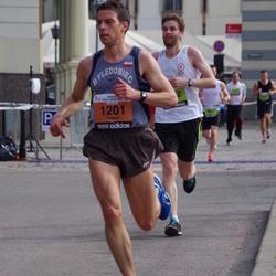 The 24th Nordea Riga marathon - Robert Celinski (1201)
