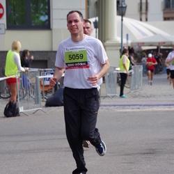 The 24th Nordea Riga marathon - Mihails Černovs (5059)