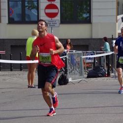 The 24th Nordea Riga marathon - Aram Markus Isik (3052)
