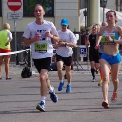 The 24th Nordea Riga marathon - Simon Armitstead (4338)