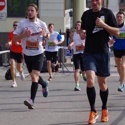 The 24th Nordea Riga marathon - Boulay Aurel (60), Edgars Matuks (1525)
