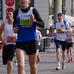 The 24th Nordea Riga marathon - Boulay Aurel (60), Edgars Ozols (107), Andres Laineste (1336)