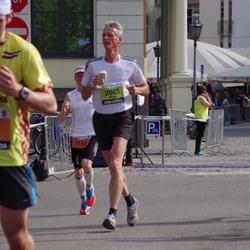 The 24th Nordea Riga marathon - Olafs Smiltnieks (1154), Michael Fuhrmann (2045)