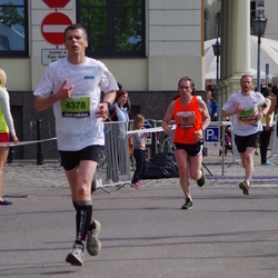 The 24th Nordea Riga marathon - Philip Mandray (68), Kārlis Viļums (2111), Guntars Mankus (4378)