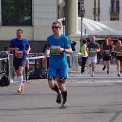 The 24th Nordea Riga marathon - Ričardas Rimkus (401)