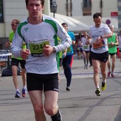 The 24th Nordea Riga marathon - Arturs Udarskis (1684), Agris Reiznieks (2244)
