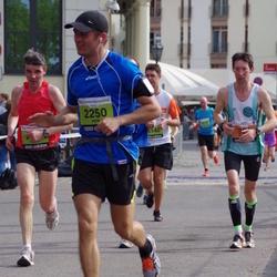 The 24th Nordea Riga marathon - Artis Mežals (2250)