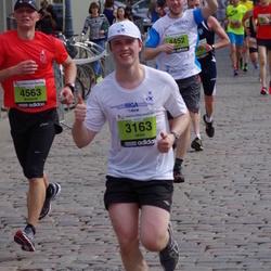24. Nordea Riia maraton - Aleksandrs Grinevičs (3136), Agnis Zellītis (4452), Armands Zvejnieks (4563)