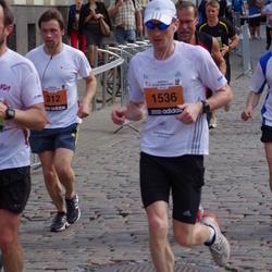 The 24th Nordea Riga marathon - Ilmārs Kelmers (1536)