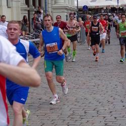 24. Nordea Riia maraton - Aigars Čeksters (211), Zygmunt Staniszewski (743)