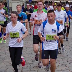 24. Nordea Riia maraton - Raivo Luht (1695), Aļona Meļņika (4594)