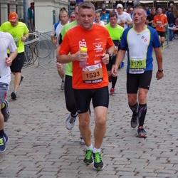 24. Nordea Riia maraton - Roman Biryło (1533), Eric Gerin (2175)