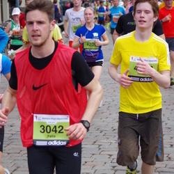 24. Nordea Riia maraton - Felix Schönhofer (3042)