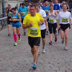 24. Nordea Riia maraton - Aigars Sildars (2518), Ģirts Kirsis (5590), Tatjana Novojevska (5639)