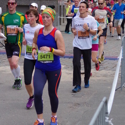 24. Nordea Riia maraton - Thomas Cahling (278), Andris Osmanis (598), Antti Aasma (1312), Ingrida Voicechovska (5471)