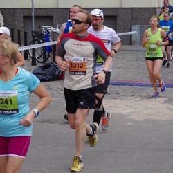 24. Nordea Riia maraton - Antti Aasma (1312), Anete Astaševska (2484)