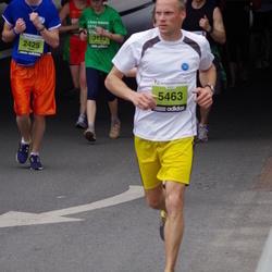 24. Nordea Riia maraton - Toms Zālmanis (2425), Joanna Ļutjko (3122), Aigars Vidiņš (5463)