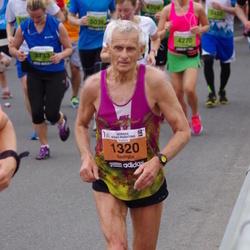 24. Nordea Riia maraton - Georgijs Jermolajevs (1320), Līga Rube-Šteinharde (3733), Asnate Vanaga (4270), Reinis Blūms (5039)