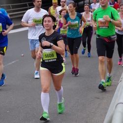 24. Nordea Riia maraton - Armands Alksnis (693), Agnija Tararuja (4859), Artūrs Cukurs (4860), Inta Zīriuse (5608)