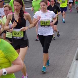24. Nordea Riia maraton - Alina Skangale (3634), Viktorija Savčenko (5515)